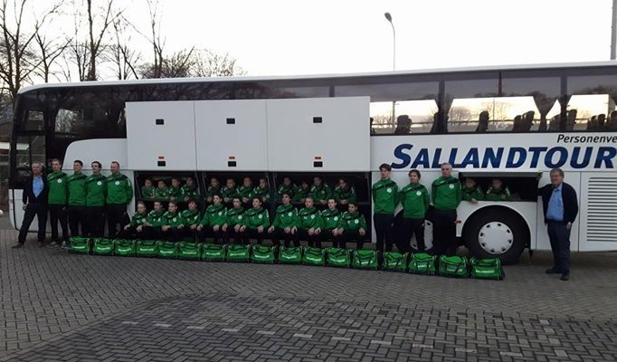 Salland Tours Voetbalreizen